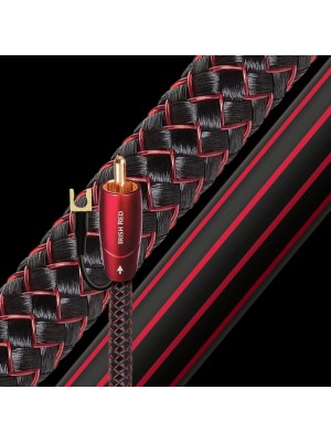 AUDIOQUEST-Audioquest Irish Red Subwoofer Cable-20