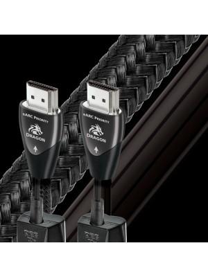 AUDIOQUEST-Audioquest HDMI Dragon eARC 72v DBS 48Gbps 8K-10K-20