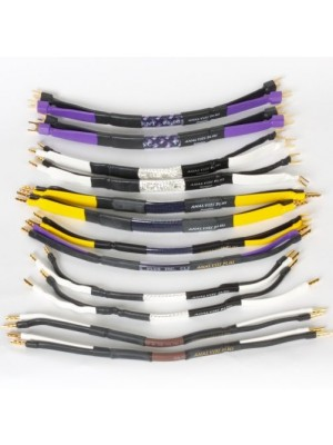 ANALYSIS PLUS Big Silver Oval Jumper Cables