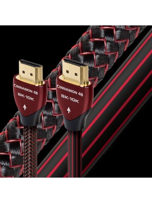 AUDIOQUEST-Audioquest HDMI Cinnamon 48 48Gbps 8K-10K-20