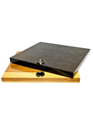 Franc Audio Accessories Wood Block Slim Platform