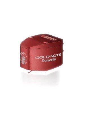 Gold Note Donatello Red MC