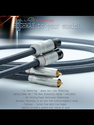 Allnic Audio-Allnic Mu-7R Câble XLR Analogique-20
