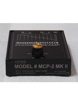 SOUNDSMITH MCP2 Phono Preamp