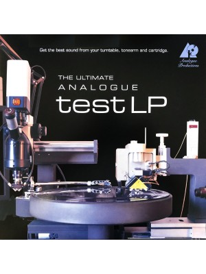 Musical Surroundings ANALOG PRODUCTIONS TEST LP