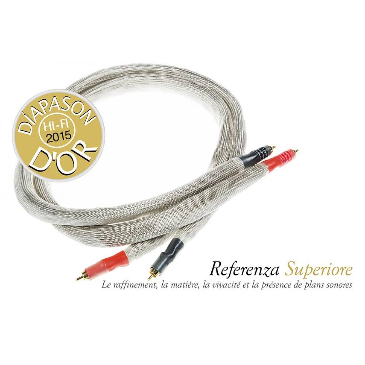 Legato Referenza Superiore modulation RCA-RCA