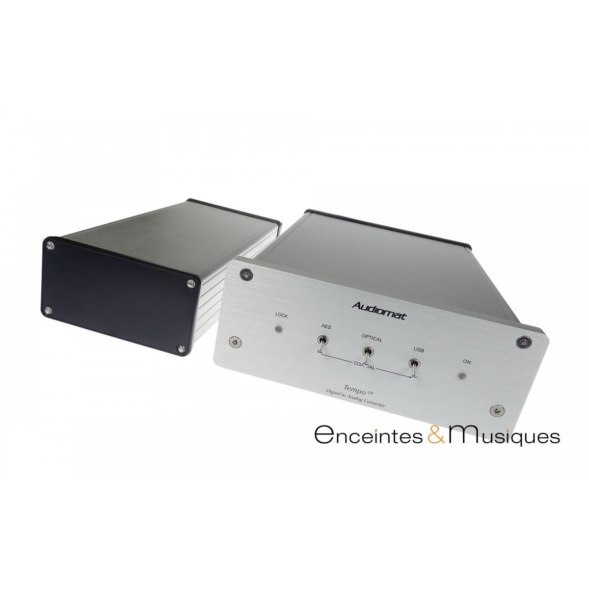 Audiomat Tempo 2.8 convertisseur DAC