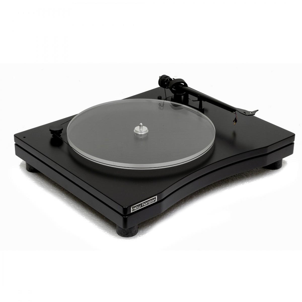 Platine vinyle New Horizon Audio GD2 noir