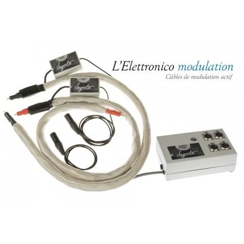 Legato Elettronico modulation RCA-RCA