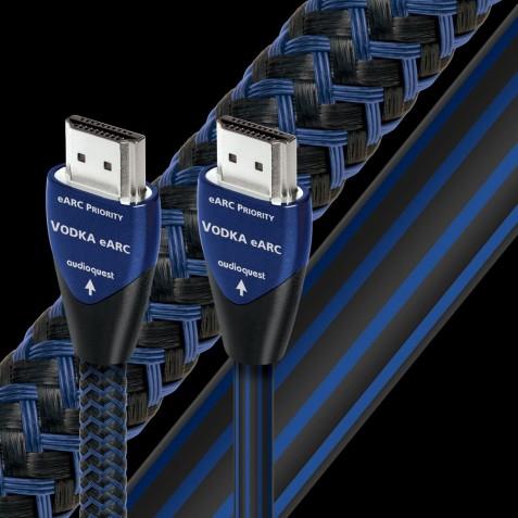 AUDIOQUEST-Audioquest HDMI Vodka 48 eARC 48Gbps 8K-10K-00