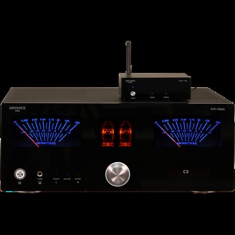 Advance Acoustic-Advance Intégré Préamp tubes A10 Classic-00