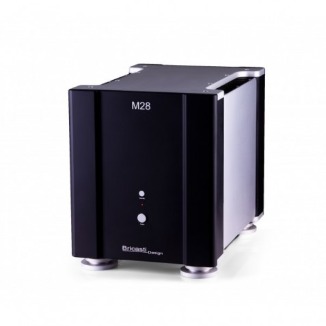 BRICASTI M28 amplificateur de puissance bloc mono