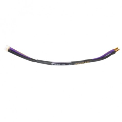 ANALYSIS PLUS Clear Oval Jumper Cables