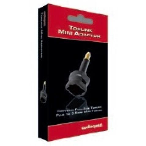 AUDIOQUEST-Audioquest adaptateur Optilink / Toslink-00
