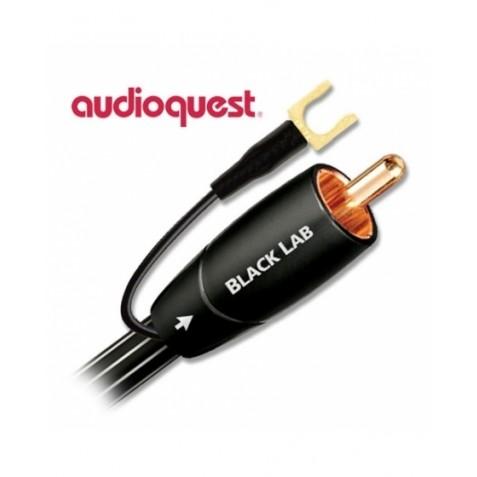 AUDIOQUEST-Audioquest Black Lab Subwoofer Cable-00