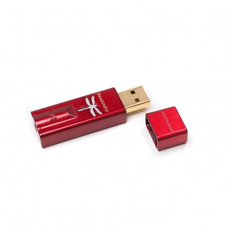 AUDIOQUEST-Audioquest DragonFly Red-00