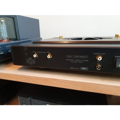 Bow Technologies ZZ-8 CD Player