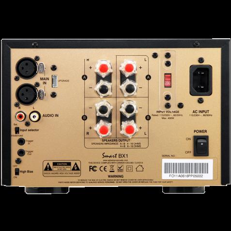 Advance Acoustic-Advance Acoustic Ampli de Puissance BX1-00