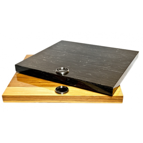 Franc Audio Accessories Wood Block Slim Platform