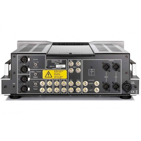 Octave Jubilee Preamp