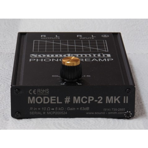 SOUNDSMITH MCP2 Phono Preamp