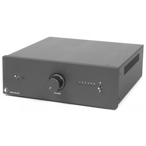 PRO-JECT-Ampli Intègré Pro-Ject Stereo Box RS-00