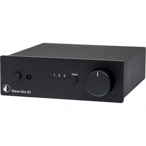 PRO-JECT-Ampli Intègré Pro-Ject Stereo Box S2-00