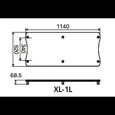 TAOC-TAOC XL-1L-00