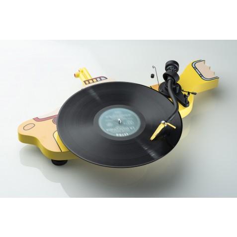 PRO-JECT-Platine Vinyle PRO-JECT THE BEATLES YELLOW SUBMARINE-00