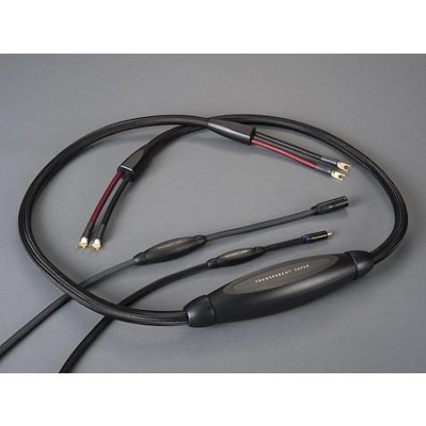 Transparent Super Speaker Cable