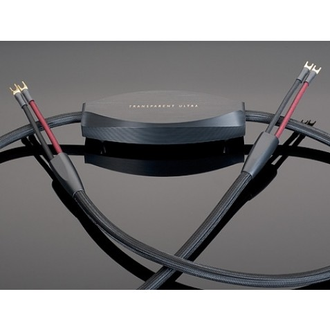 Transparent Ultra Speaker Cable