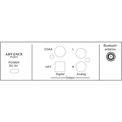 Advance Acoustic-Advance WXT-1100 Aptx HD-00