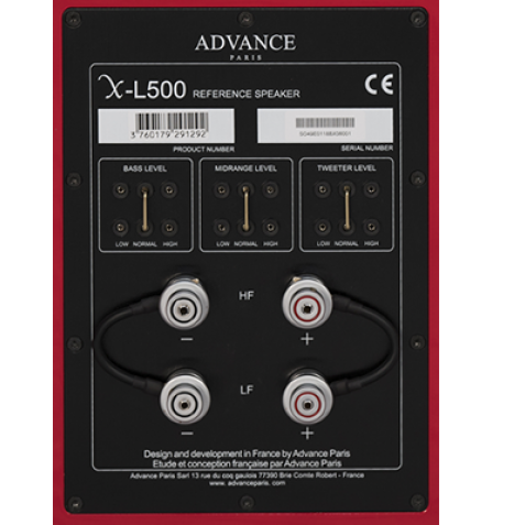 Advance Acoustic-Advance X-L500 Evo-00