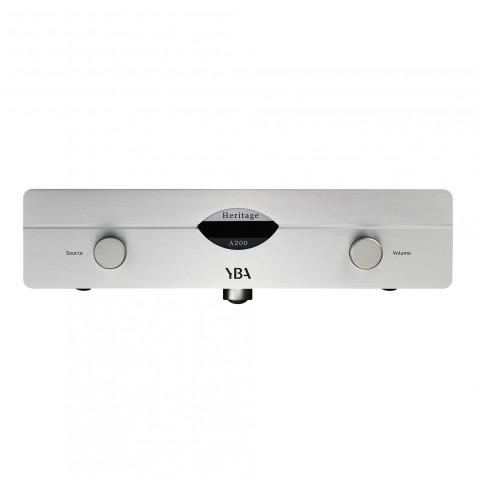 YBA Heritage A200 amplificateur intégré silver