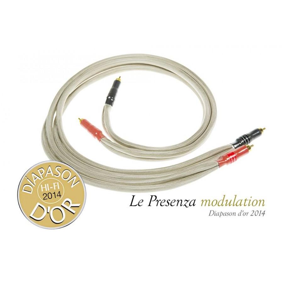 Legato Presenza modulation RCA-RCA