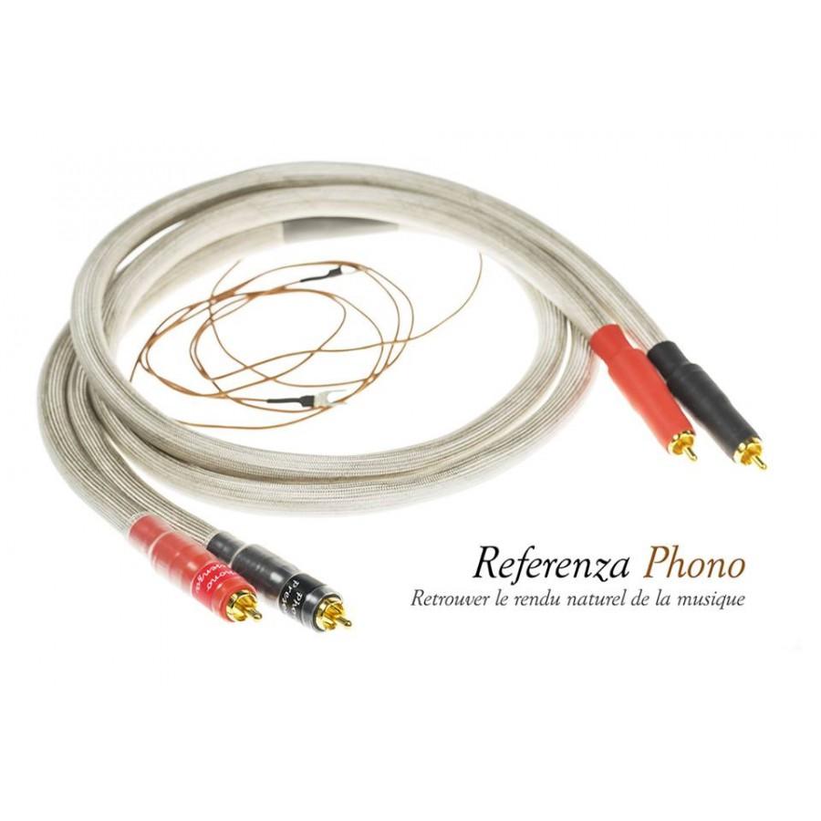 Legato Referenza Superiore modulation Phono RCA-RCA
