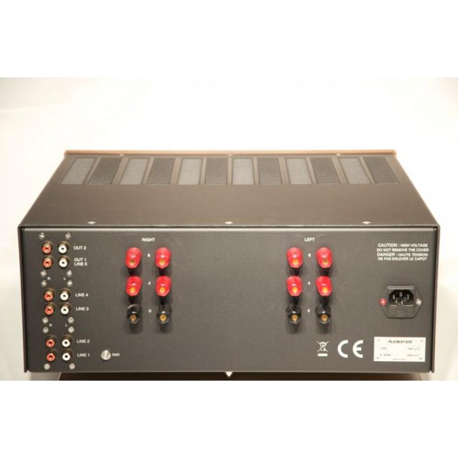 Audiomat Arpège Référence 10 et 10 RC