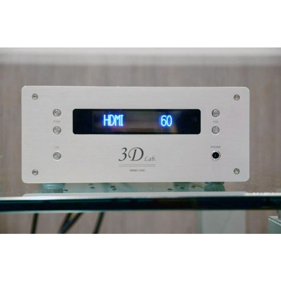 3D Lab Nano DAC convertisseur