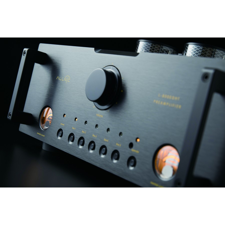 Allnic Audio-Allnic L-8000 DHT-00