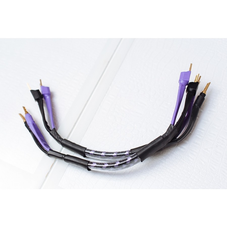 ANALYSIS PLUS Solo Crystal Oval 8 Jumper Cables