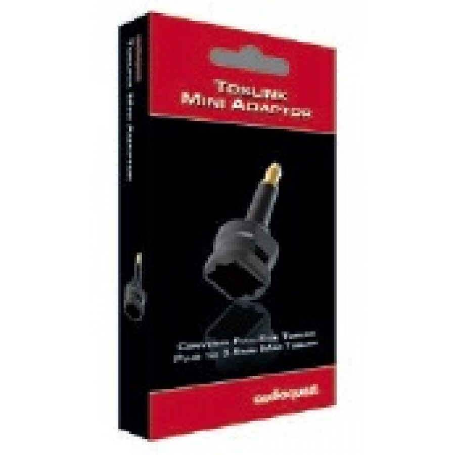 AUDIOQUEST-Audioquest adaptateur Optilink / Toslink-00