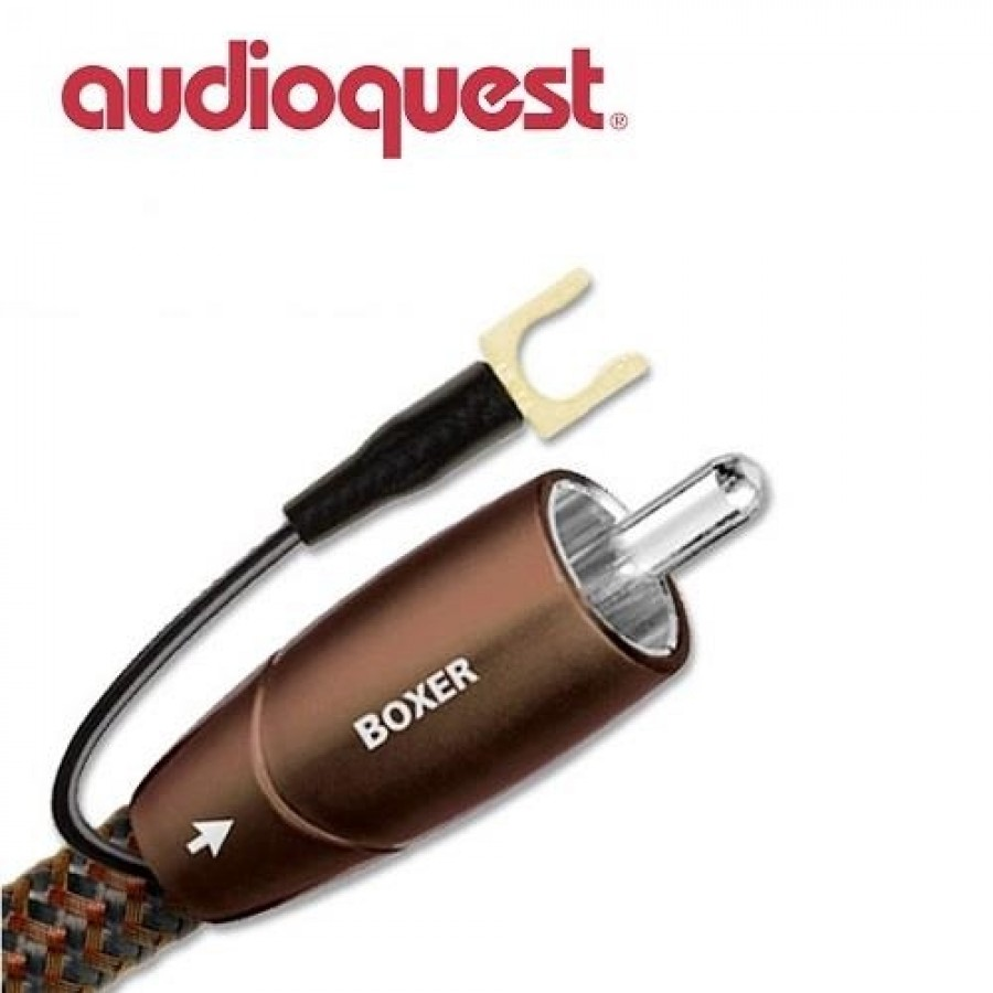 AUDIOQUEST-Audioquest Boxer Subwoofer Cable-00