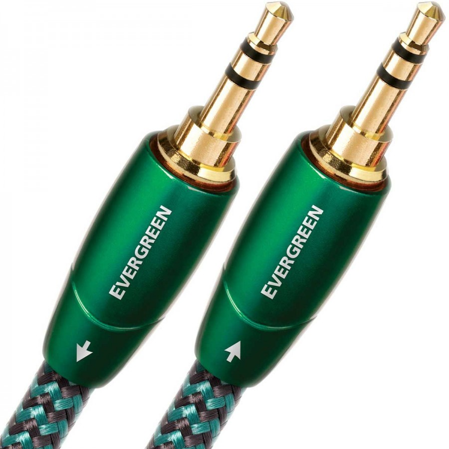 AUDIOQUEST-Audioquest Evergreen mini-jack RCA-00