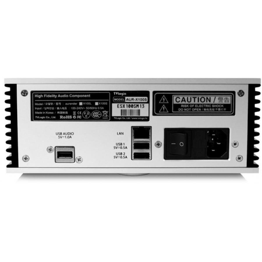 AURENDER N100H lecteur-reseau-streamer