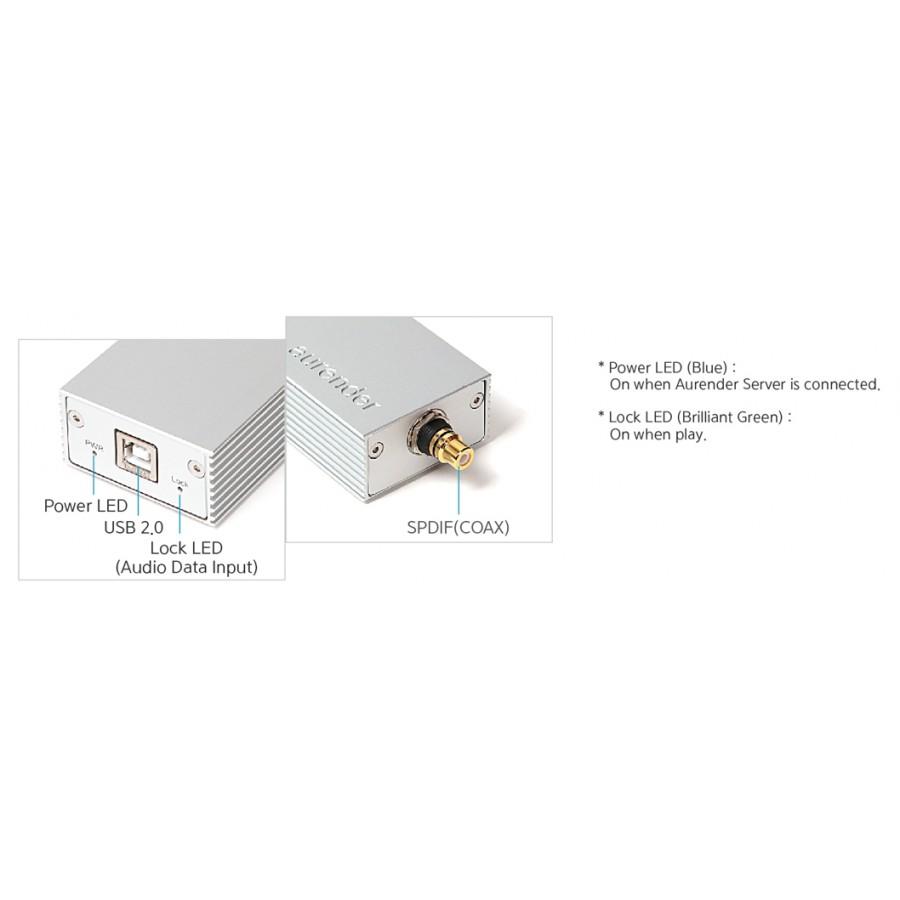 AURENDER UC100 interface USB/SPDIF