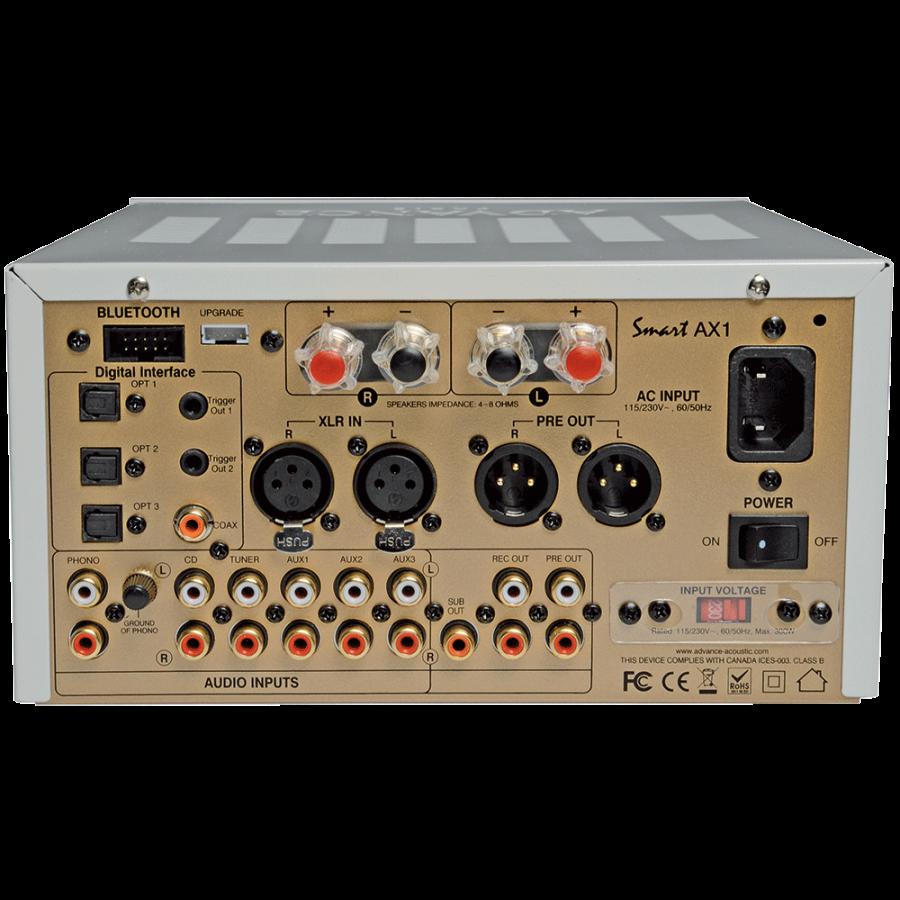 Advance Acoustic-Advance Acoustic Ampli Intégré AX1-00