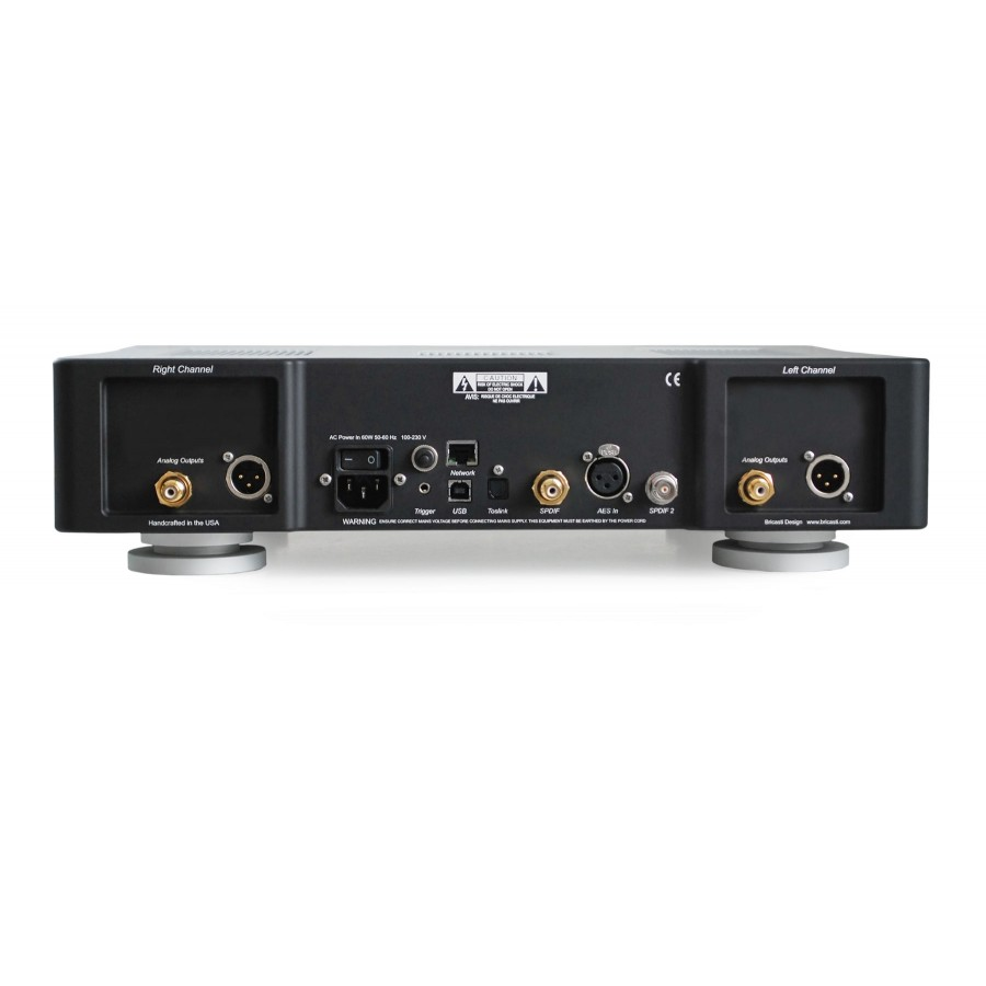BRICASTI M21  Source Controller streamer DAC