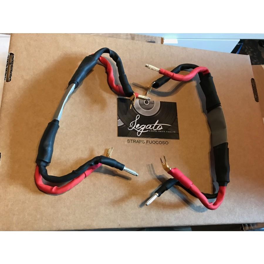 Cable LEGATO straps Fuocoso HP