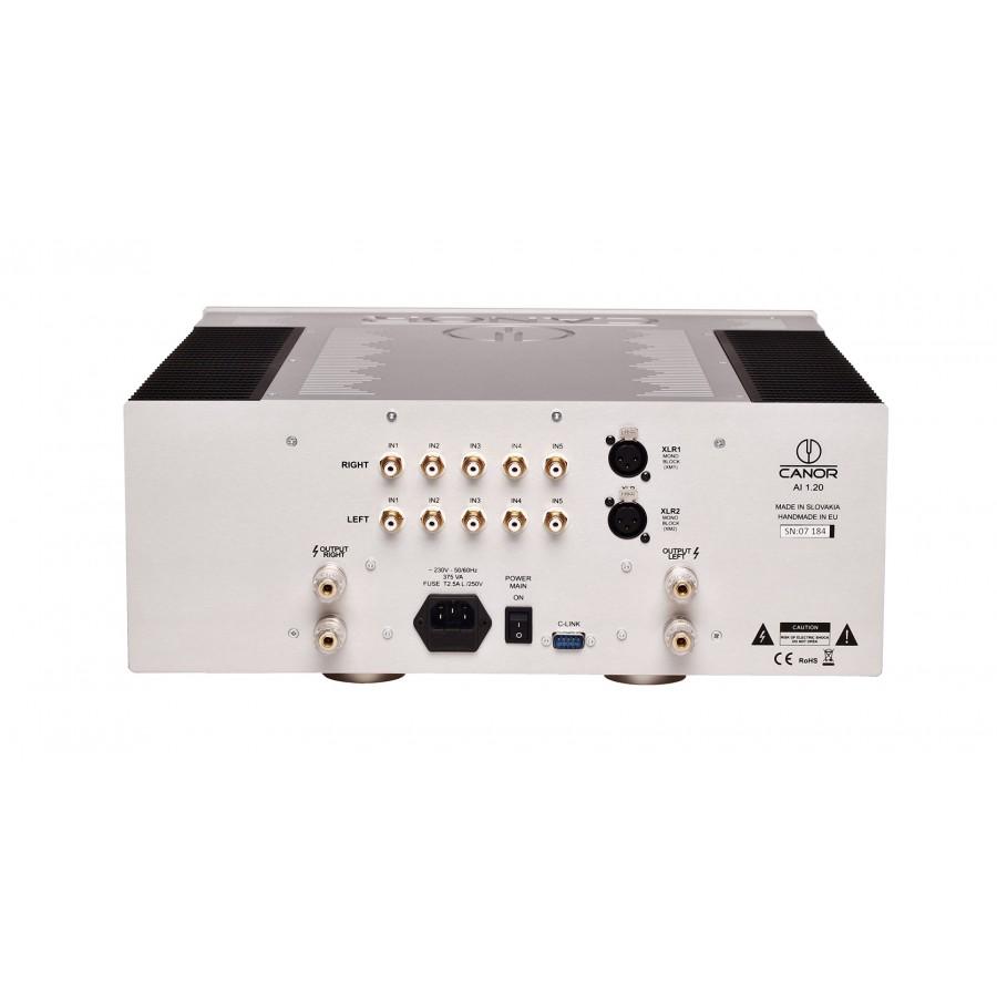 Canor Audio-Canor AI 1.20 amplificateur intégré à transistor-00