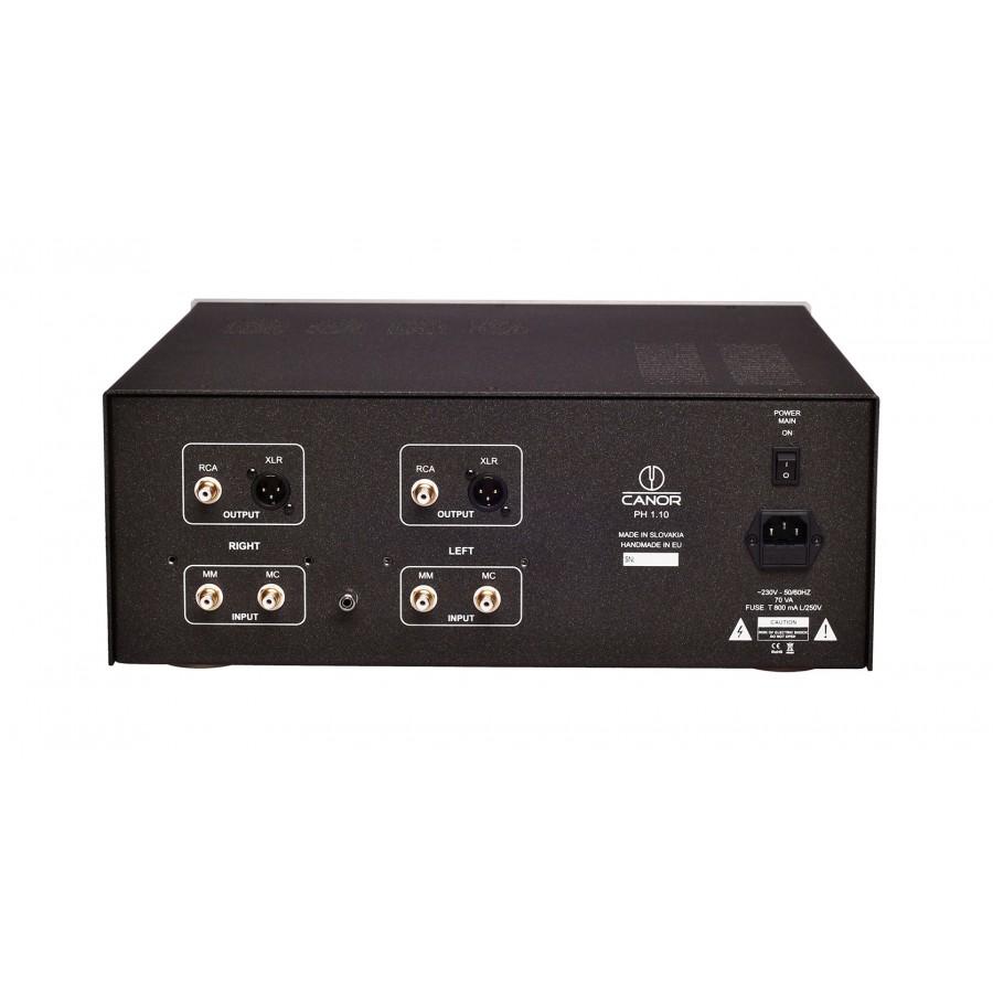 Canor Audio-Canor PH 1.10 préamplificateur phono MM/MC à lampe-00